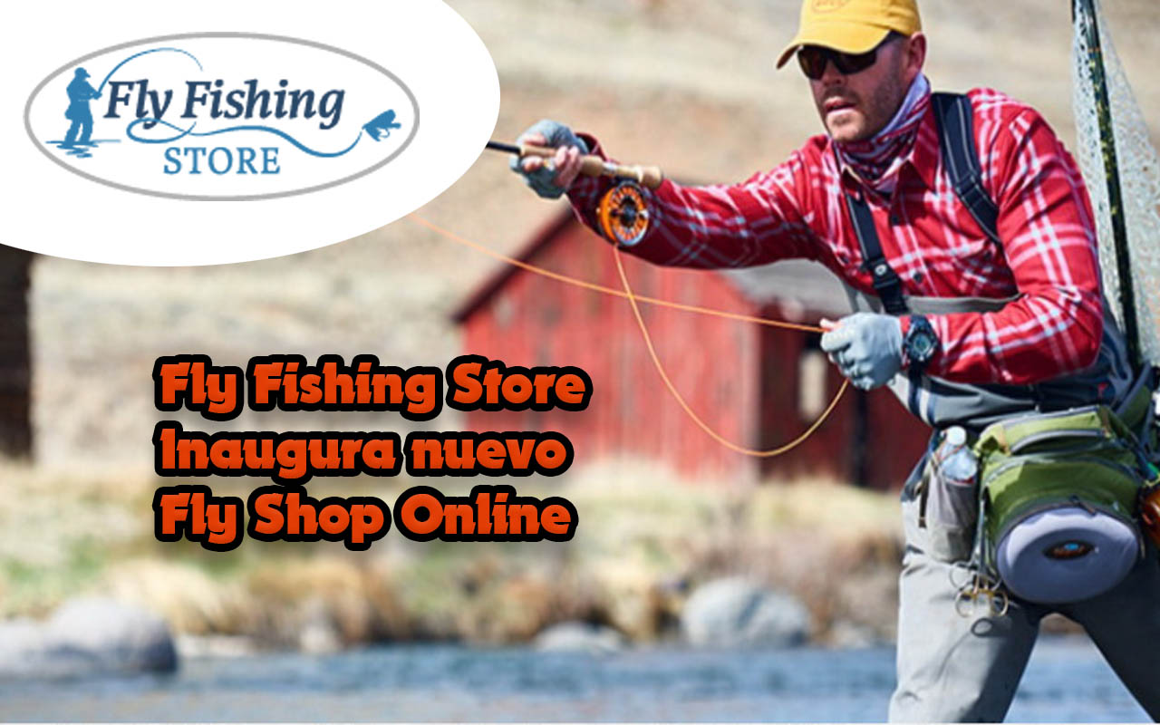 Fly Fishing Store inaugura nuevo Fly Shop online - Fly ...
